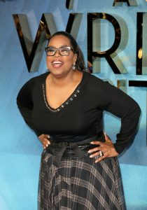 Oprah Winfrey A Wrinkle In Time European Premiere London