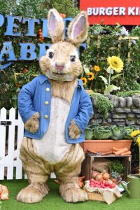 Peter Rabbit UK Gala Premiere Screening London