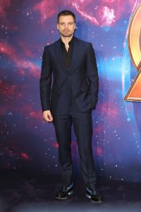 Sebastian Stan Avengers: Infinity War UK Fan Screening London Premiere Event