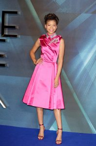 Storm Reid A Wrinkle In Time European Premiere London