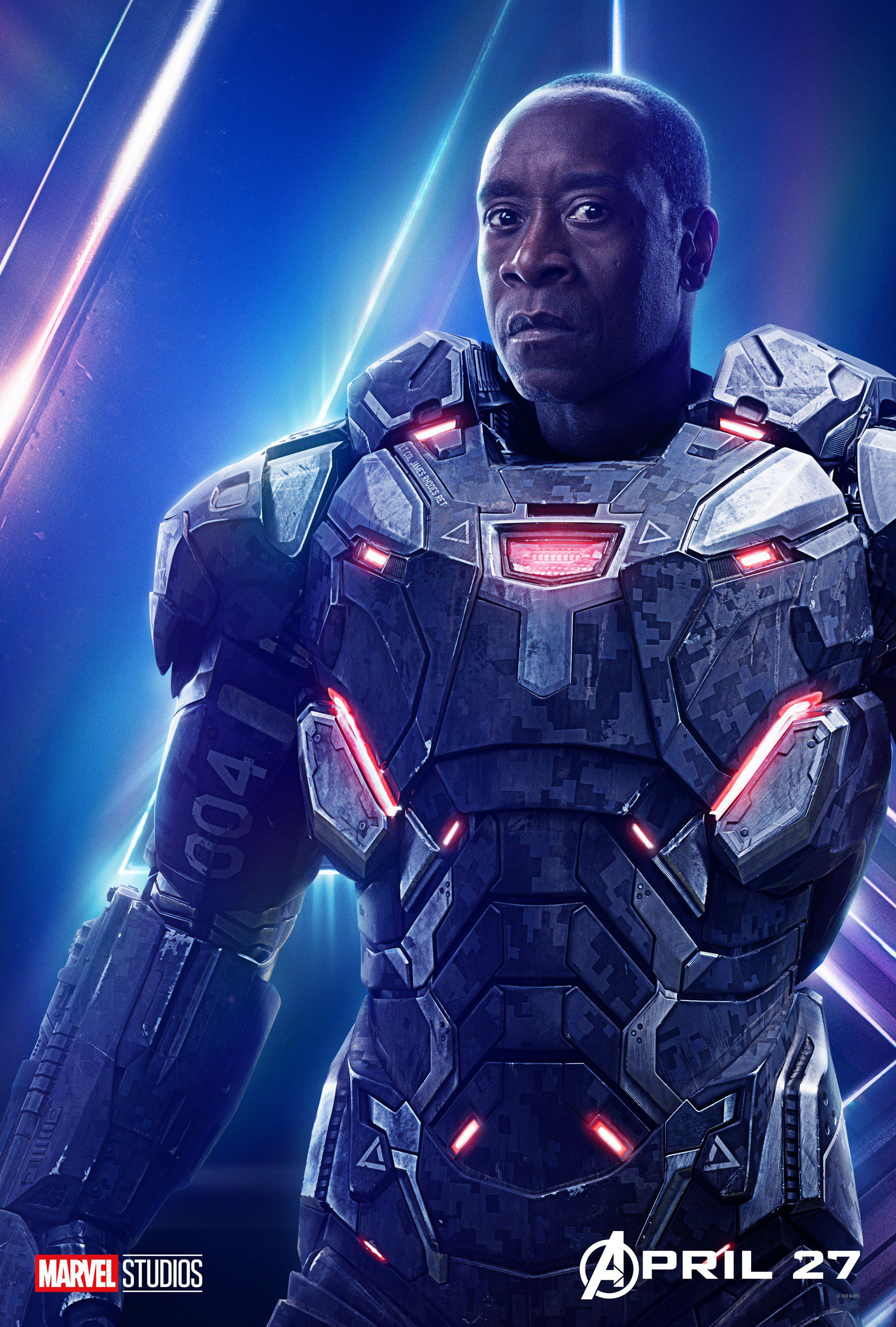 Marvel Unveils 22 New Character Posters For Avengers