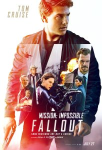 Mission Impossible Fallout Official Movie Poster UK Premiere Details