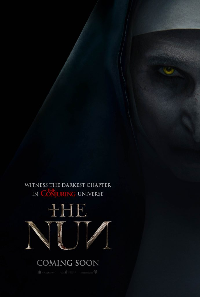 The Nun Official Movie Poster