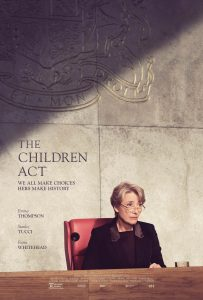 The Children Act Official Movie Poster
