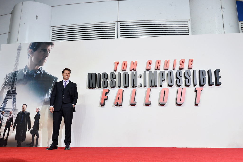 Mission Impossible Fallout Uk Premiere Whats On The
