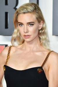 Vanessa Kirby attends the London premiere of 'Mission: Impossible - Fallout'