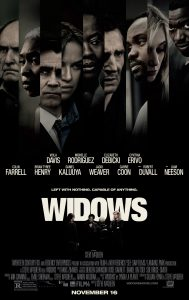 Widows Official Movie Poster