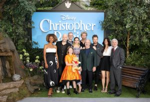 Cast and filmmakers of Christopher Robin Christopher Robin London Premiere