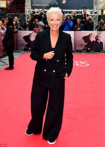 The Children Act London Premiere Emma Thompson