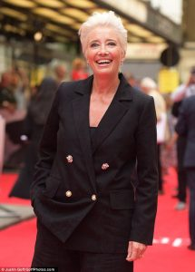 Emma Thompson The Children Act London Premiere