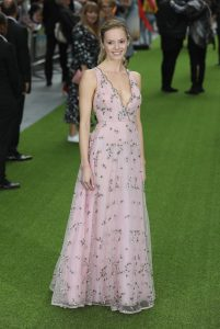 Hannah Tointon The Festival UK Premiere London
