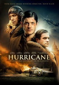 Hurricane Official Movie Poster