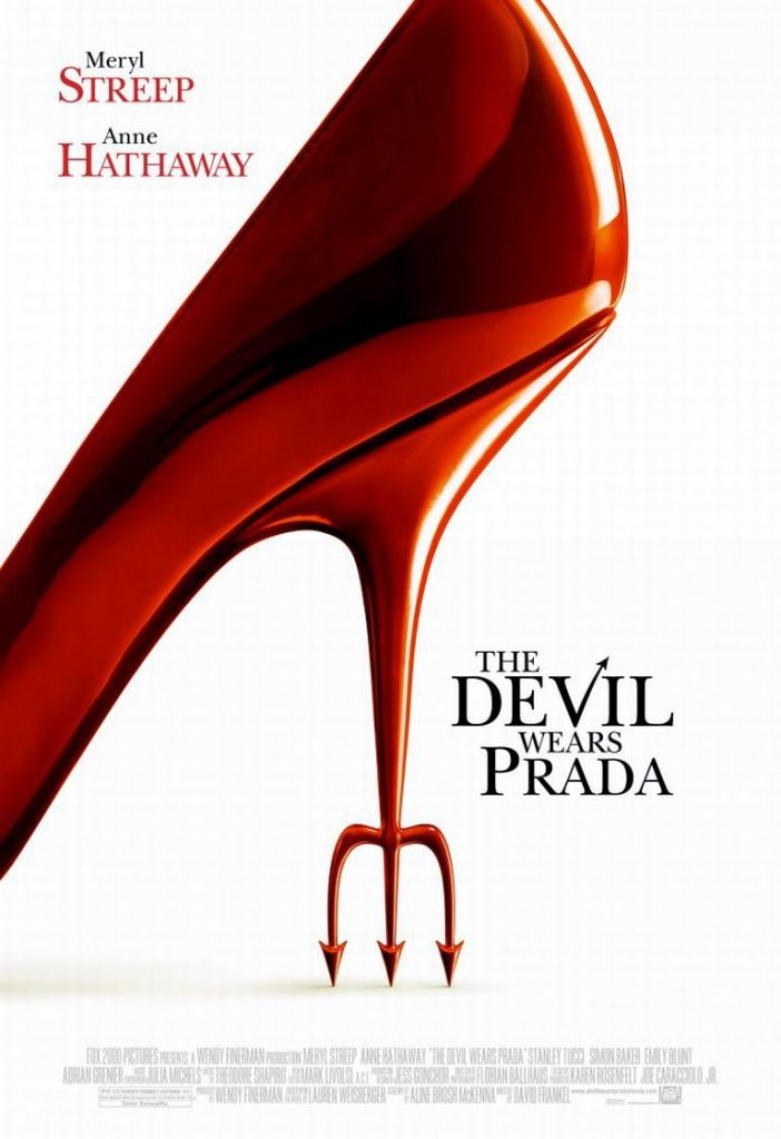 The Devil Wears Prada Official Movie Poster