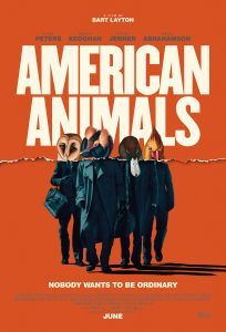American Animals Official Poster