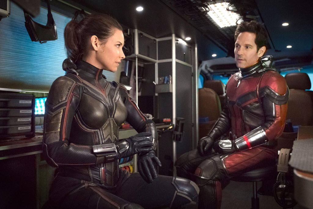 Ant-Man and the Wasp Stills