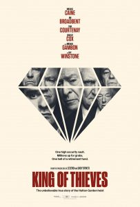 King of thieves Official Movie Poster