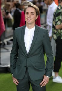 Joe Thomas The Festival UK Premiere London