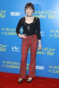Maisie Williams The Miseducation of Cameron Post Gala Screening London