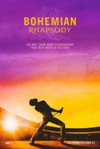 Bohemian Rhapsody Official Movie Poster