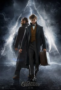 Fantastic Beasts The Crimes of Grindelwald Poster Wallpaper