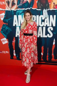Fran Newman-Young American Animals UK Premiere