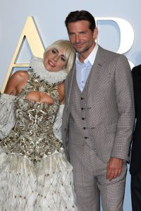 Lady Gaga and Bradley Cooper A Star is Born UK Premiere Arrivals