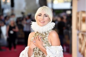 Lady Gaga A Star is Born UK Premiere Arrivals