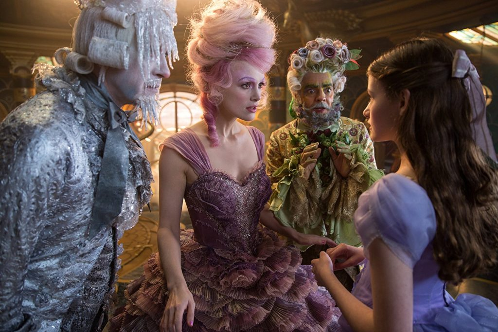 Nutcracker and the four realms Still