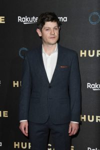 Iwan Rheon Hurricane UK Premiere