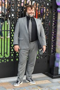 Jack Black The House with a Clock in its Walls London Premiere