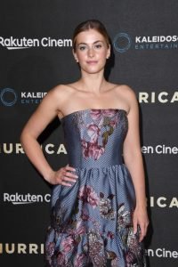 Stefanie Martini Hurricane UK Premiere