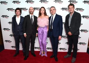 Cast and filmmakers of Johnny English Strikes Again