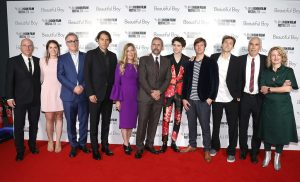 Cast and filmmakers Beautiful Boy UK premiere during 62nd BFI London Film Festival