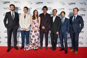 Cast and filmmakers of The Ballad of Buster Scruggs