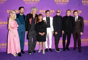 Cast of Bohemian Rhapsody and Queen