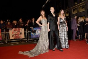 Dakota Johnson, Tilda Swinton and Mia Goth Suspiria UK premiere 62nd BFI London Film Festival