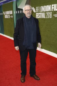 Jonathan Pryce attends the premiere of The Man Who Killed Don Quixote during the 62nd BFI London Film Festival