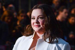 Melissa McCarthy attends the UK premiere of Can You Ever Forgive Me? during the 62nd BFI London Film Festival.