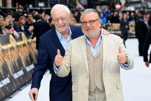 Michael Caine and Ray Winstone King of Thieves Premiere London