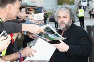 Peter Jackson They Shall Not Grow Old premiere during 62nd BFI London Film Festival