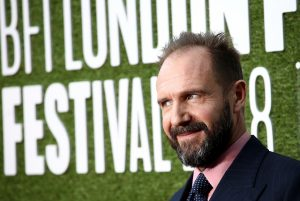 Ralph Fiennes The White Crow premiere during 62nd BFI London Film Festival