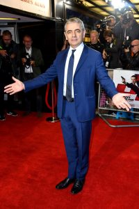 Rowan Atkinson attends the special screening of Johnny English Strikes Again in London