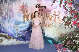 Mackenzie Foy attends the European premiere of Disney's Nutcracker and the Four Realms held at Westfield, London.