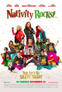 nativity rocks poster
