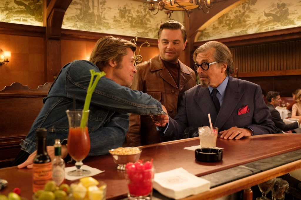 First look image at Quentin Tarantino's Once Upon a Time in Hollywood