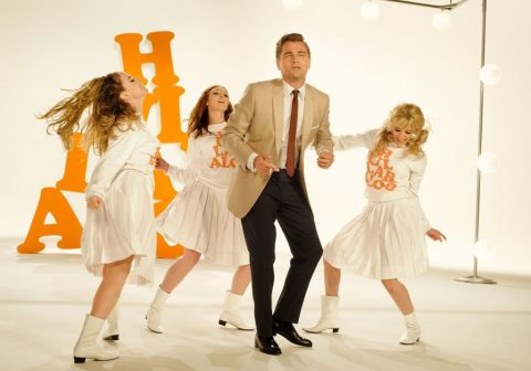 First look at Quentin Tarantino's 'Once Upon a Time in Hollywood'