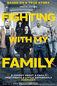 Fighting with my family wallpaper