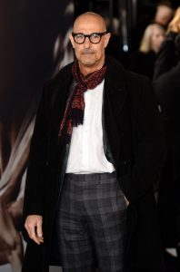 Stanley Tucci at the UK premiere of The White Crow in London.