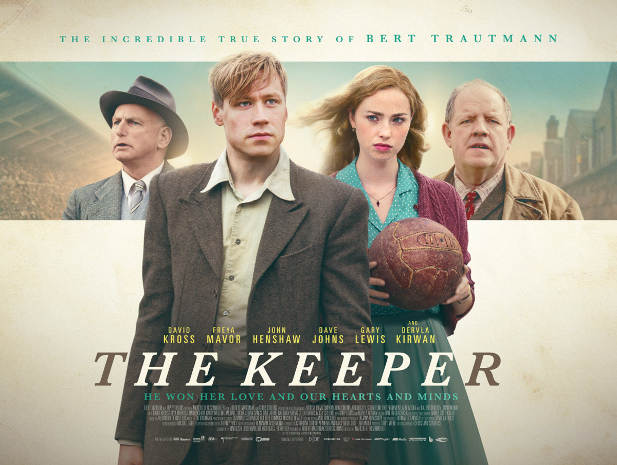 The Keeper Official Poster