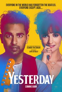 Yesterday Official Movie Poster